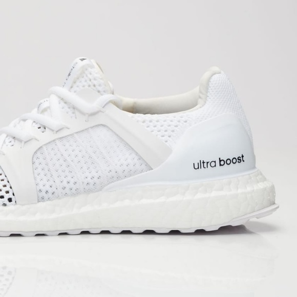 f030599ec24 Adidas by Stella McCartney Shoes - Adidas x Stella McCartney Triple White  Ultra Boost